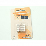 SMJ FU13AC 13A Fuses (Pack Of 4)