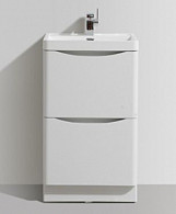Eastgate Free Standing Cabinet and Basin - White