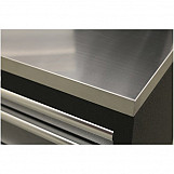 Sealey APMS50SSC Stainless Steel Worktop 2040mm
