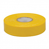 Fixman 189062 Insulation Tape 19mm X 33m Yellow