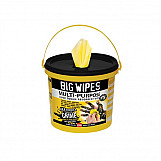 Big Wipes 2417 0000 4x4 Multi-Purpose Cleaning Wipes Bucket Of 300