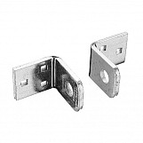 ABUS 115100C 115/100 Locking Brackets Pair Carded