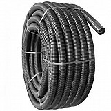 Cable Ducting  Black Electrical 63mm x 50m