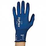Ansell AN11-818L Hyflex Gloves Ultralight Weight Barehand-like Comfort With High Durability Size 9 Large