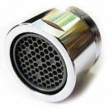 18mm Water Saving 6 l/min Faucet Tap Spout Aerator Nozzle M18 Male + Gasket