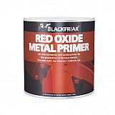 Blackfriar BF0390001E1 Red Oxide Metal Primer 500ml