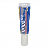 Everbuild Forever White Silicone Easi Squeeze Tube