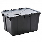 Curver 165147 2214 Shatterproof Tuff Crate 55 Litre