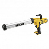 DeWALT DCE580N-XJ 18V Caulk Gun 600ML - Bare Unit
