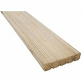 Timber Decking Boards 29mm x 124mm x 4.8m