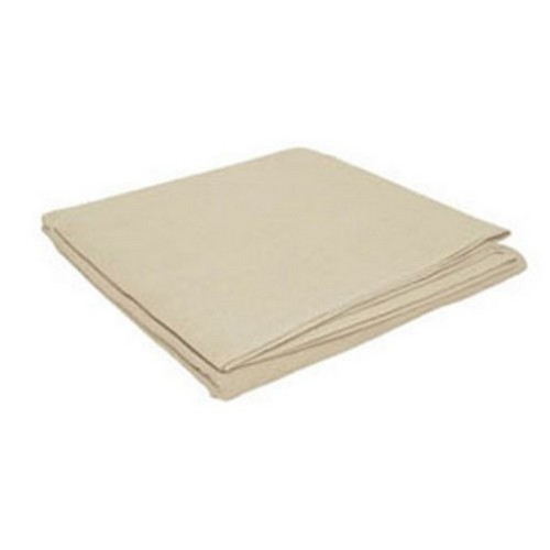 TTD COTTON129 Cotton Twill Dust Sheet 12' X 9'
