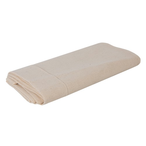 Silverline 943324 Plumbers Dust Sheet Water Repellent 0.8m X 1.5m (2.6' X 4.9') Approx