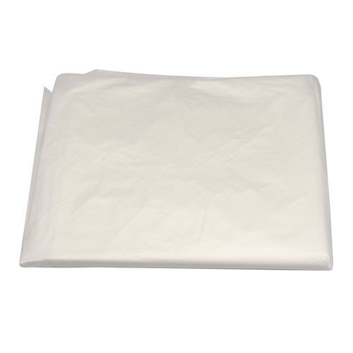 Silverline 633874 Dust Sheet Polythene 3.5 X 3.5m